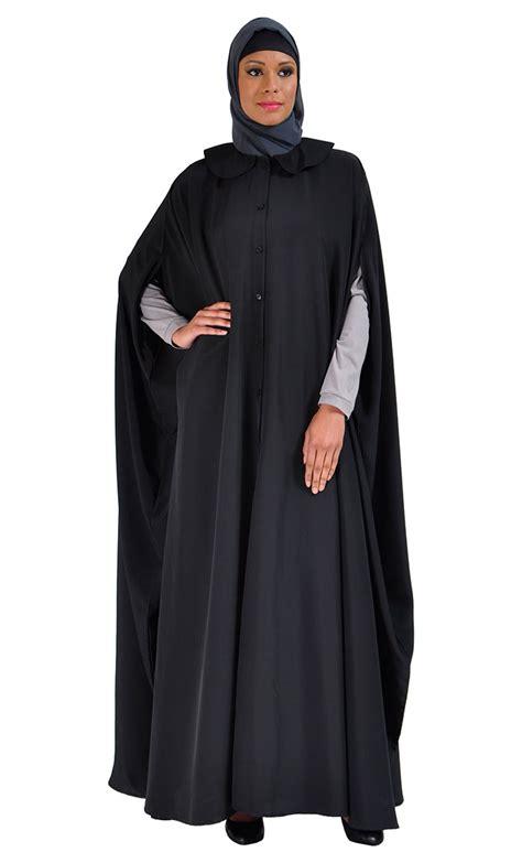 Cape Arab Vs cape jilbab dress