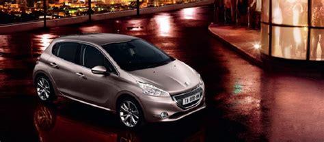peugeot cars uae peugeot 208 2013 allure top range in uae new car prices