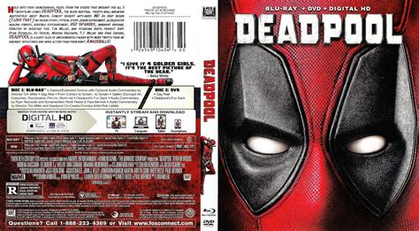 deadpool covers deadpool cover labels 2016 r1