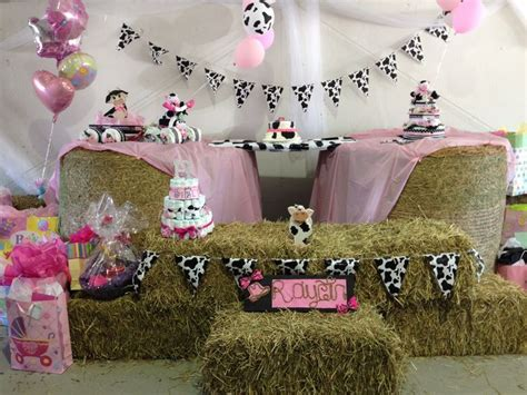 Baby Boy Cow Print Baby Shower by 113 Best Images About Farm Theme Baby Shower On