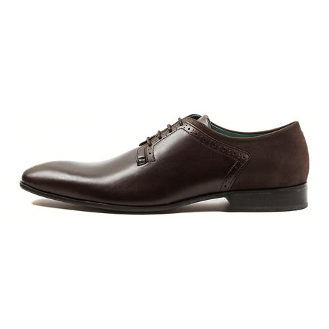 modern oxford shoes exceed shoes oxford brown 41