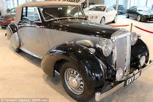 Used Classic Cars For Sale In Germany Classic Car Driven By Sir Winston Churchill During World