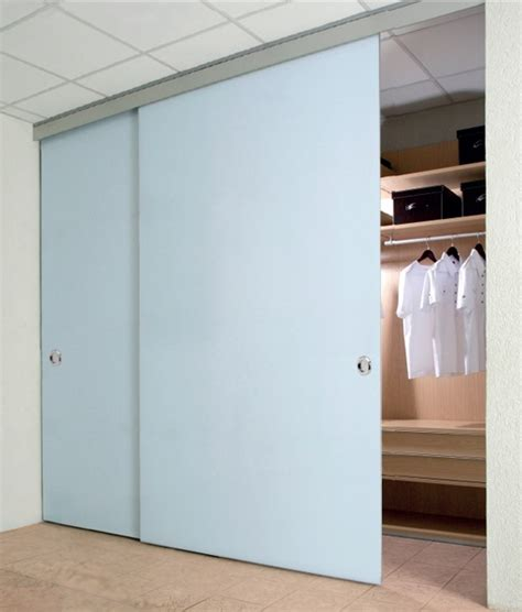 saheco sv45 and sv85 wardrobe sliding door gear for glass
