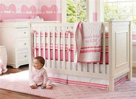 pink baby bedroom ideas 15 pink nursery room design ideas for baby girls home 16700 | 9 pink harper