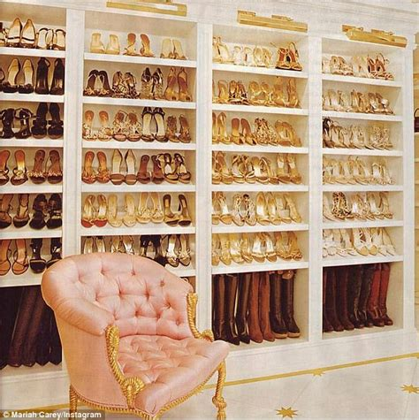 Shoe Closet by Carey Reveals Shoe Closet In New