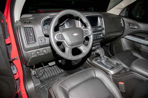Chevrolet Colorado Interior by Seven Details That Make The 2017 Chevrolet Colorado Zr2