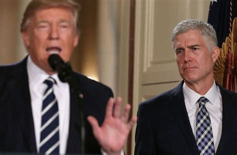 neil gorsuch environment scotus nominee neil gorsuch where he stands on civil