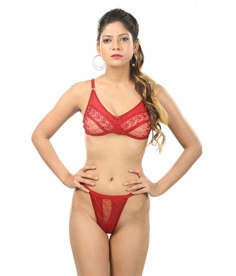 Ediga Bra Set Maroon Ukuran 36 buy liv maroon bra sets at best prices in india snapdeal