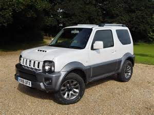 Suzuki Jimny Uk Review Suzuki Jimny Adventure Limited Edition Wayne S