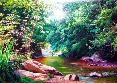 imagenes de paisajes naturales zen cuadros modernos pinturas y dibujos cuadros con rios y