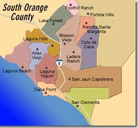 south county map the rancid an orange county real estate housing