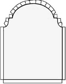 Tombstone Template by Tombstone Template Printable Clipart Best