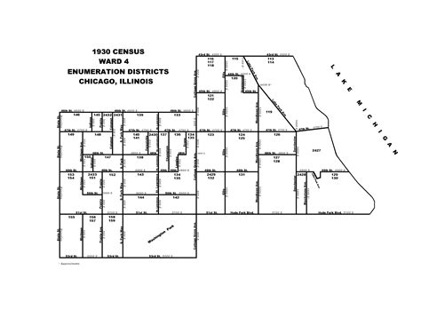 chicago map 1930 1930