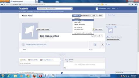 fb page delete a facebook page youtube