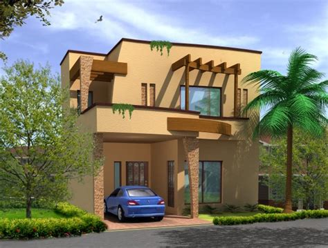 home front view design pictures in pakistan 3d front elevation com lahore