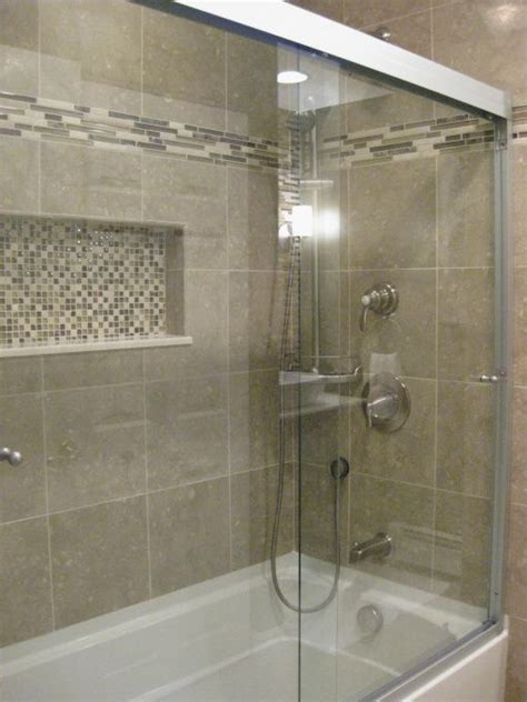 bathroom shower tub tile ideas pinterest the world s catalog of ideas