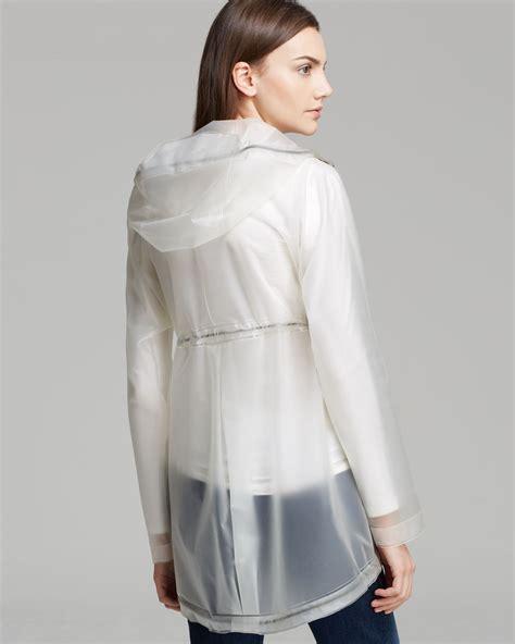 Womens Original Raincoat lyst raincoat original clear smock