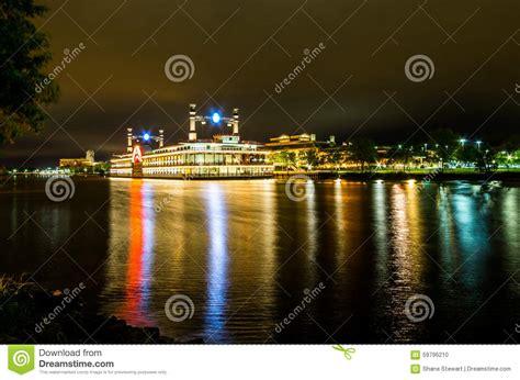 elgin boat casino elgin riverboat editorial image image 59796210