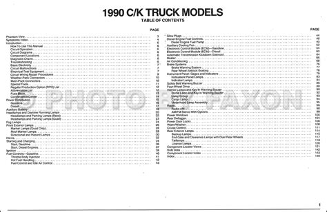 1990 chevy c1500 wiring diagram trusted wiring diagram 1990 chevy c1500 wiring diagram trusted wiring diagram