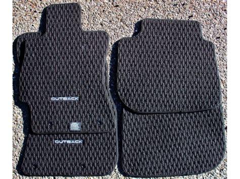 Floor Mats For Subaru Outback by Subaru Outback Carpet Mats Part No J501sal002