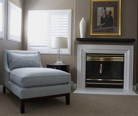 gas fireplace trim brass trim on fireplace