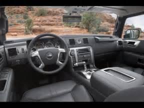 2008 hummer h2 interior driver view 1920x1440 wallpaper