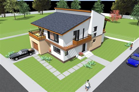 300 sq meters to feet house design and 3d elevation 300 square meters 3229 square feet artlantis 2016 youtube