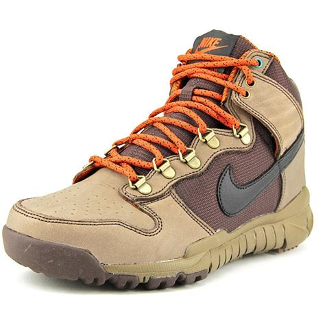 nike mens work boots nike dunk high oms leather work boot ebay