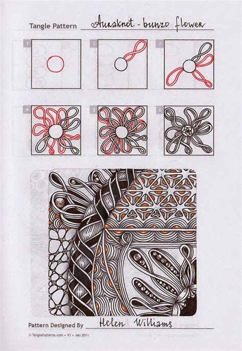 zentangle pattern steps 1182 best zentangle pattern steps how to draw images