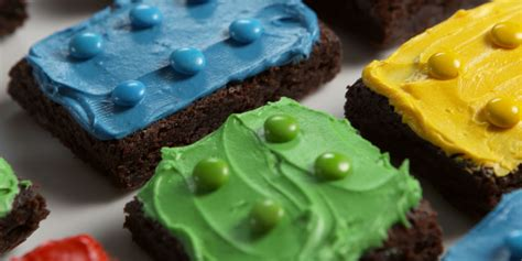 Can You Make Brownies In Cupcake Papers - best lego brownies recipe how to make lego brownies