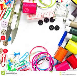 colorful garment accessories stock photography image