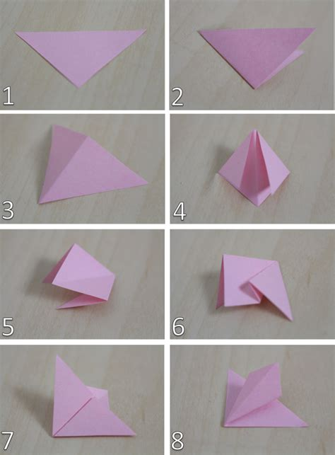 Mothers Day Origami - nevena krstic diy origami s day card