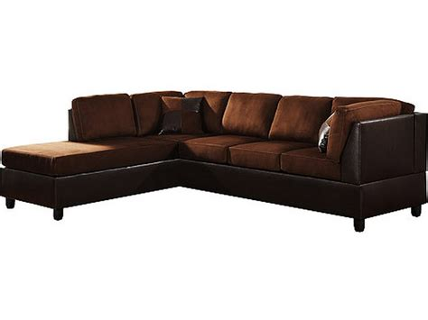 microfiber and leather sectional microfiber sectional couches copy 2 home design ideas