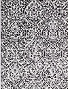 thai pattern history love the intricacy and symmetry of this traditional thai