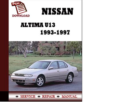 free online car repair manuals download 2006 nissan murano user handbook service manual auto repair manual free download 1997 nissan altima interior lighting service