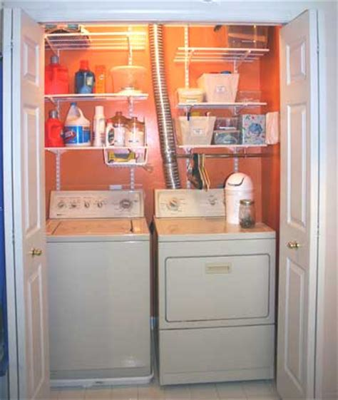 Laundry Closet Shelving by Laundry Room Shelves Simple Home Decoration