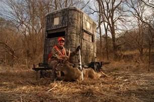 Portable Deer Blind Deer Blinds Portable Blinds Deer Stands Ground Blinds