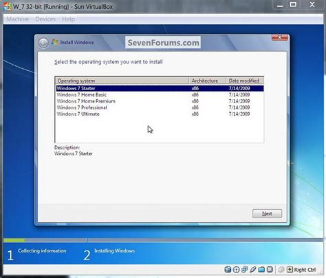 tutorial instal windows 7 32 bit windows 7 universal installation disc create page 3