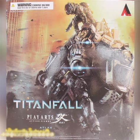 Play Arts Titanfall Atlas 0riginal titanfall play arts atlas play arts from titanfall