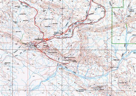 topographic map of digital topographic maps australia grahamdennis me