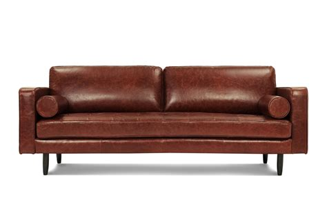 aged leather couch freeman sofa distressed leather sofas capsule