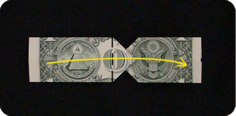 Origami Dollar Bill Bow Tie - money bow tie make origami