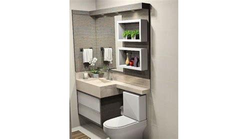 banheiro decorado muito pequeno 12 ideias de decora 231 227 o de banheiros pequenos para se inspirar