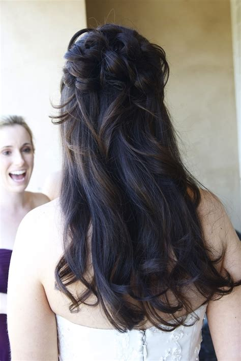 bridal hairstyles of long hair gorgeous wedding hairstyles for long hair percy handmade