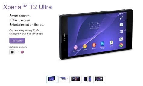 Hp Sony Xperia Ultra T2 harga sony xperia t2 ultra spesifikasi tangguh khusus