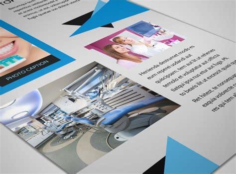 flyer design best practices dental practice flyer template