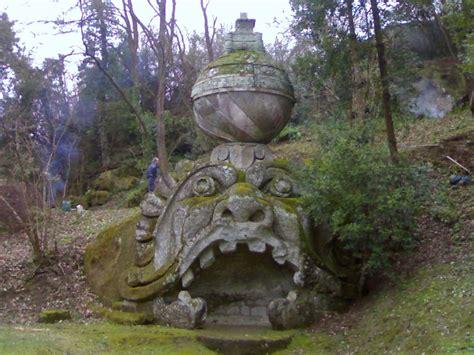 giardini di bomarzo orari il parco dei mostri di bomarzo viaggio animamente