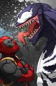 Go back gt gallery for gt venom vs deadpool