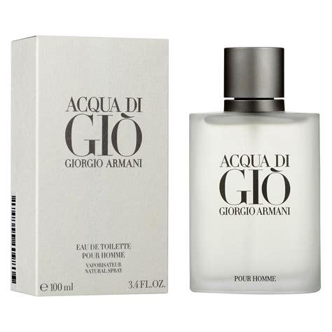 Parfum Acqua Di Gio Armani perfumeland acqua di gio cologne by giorgio armani 3 4 oz