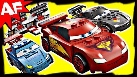 Lego Car Racing 2 lego cars 2 ultimate race set 9485 animated building